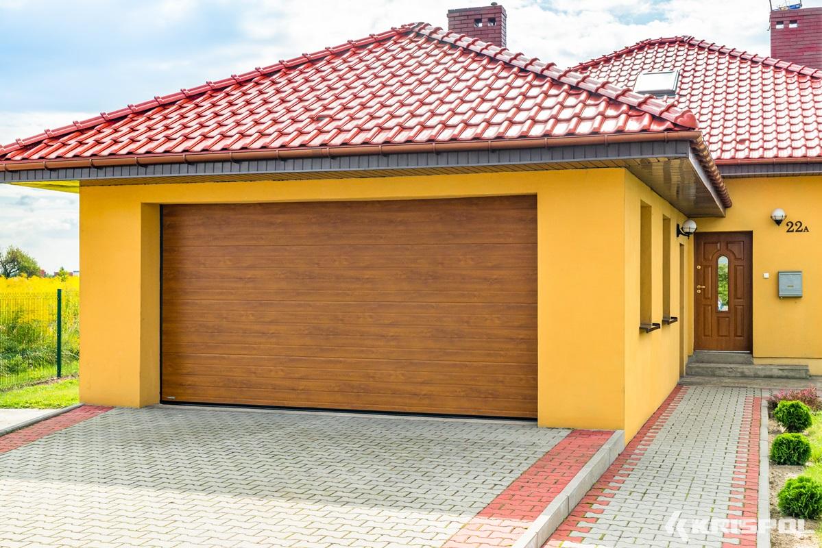 Brama garażowa Krispol
