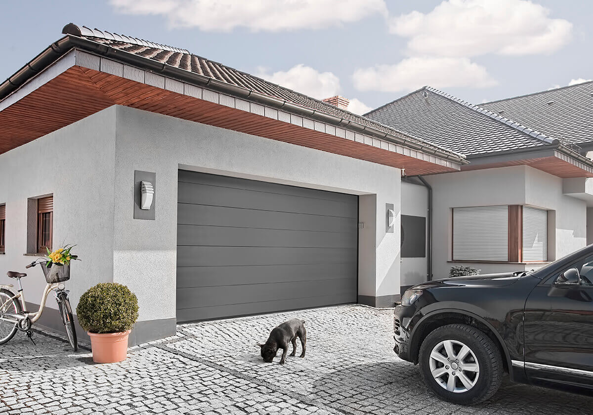 bramy garażowe firmy krispol