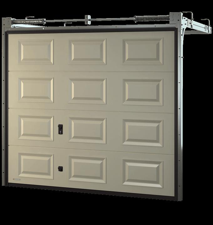 Brama garażowa Krispol K2 RA
