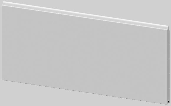 Segment bramy garażowej Krispol K2 RF
