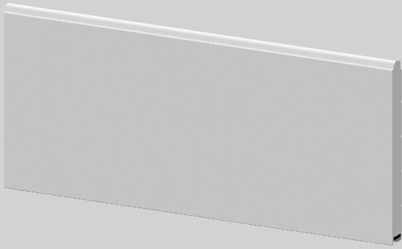 Segment bramy garażowej Krispol K2 RFS 60